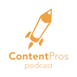 Content Pros Podcast Logo