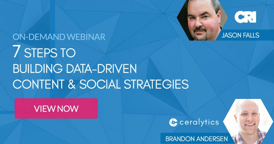 On Demand Webinar - 7 Steps to Building Dave-Driven Content & Social Strategies