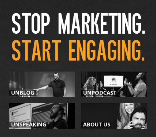 Content Marketing Newsletter - UnMarketing