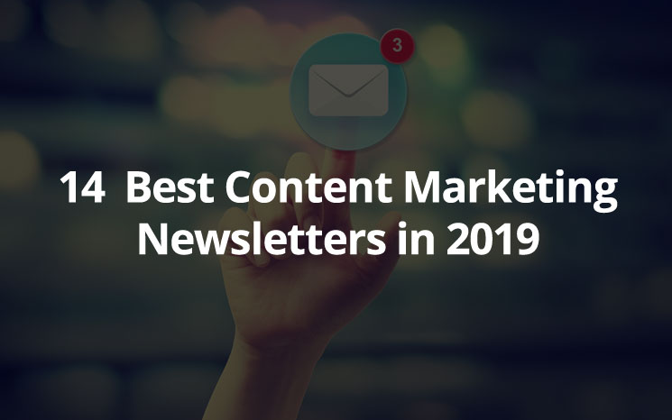 Content Marketing Newsletters Featured Image