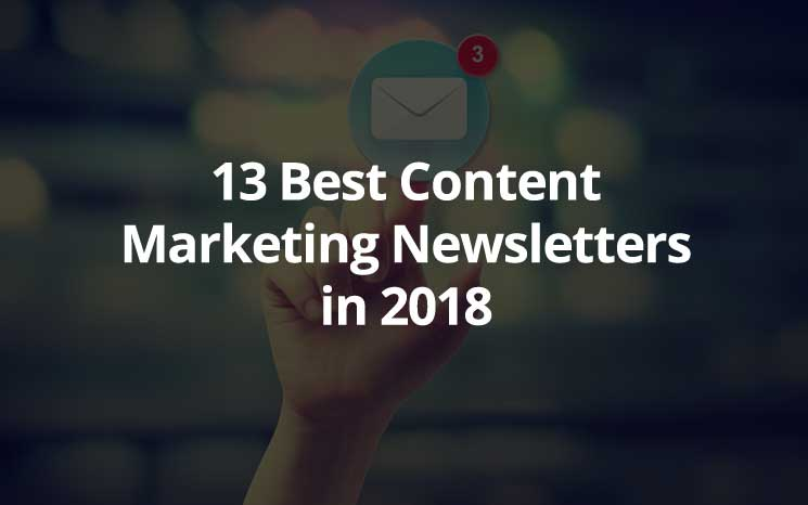 Content marketing newsletters Ceralytics featured image