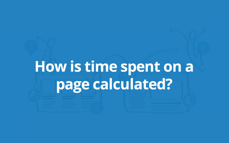 Time on page featured image
