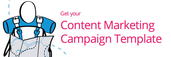 Get your content marketing campaign template