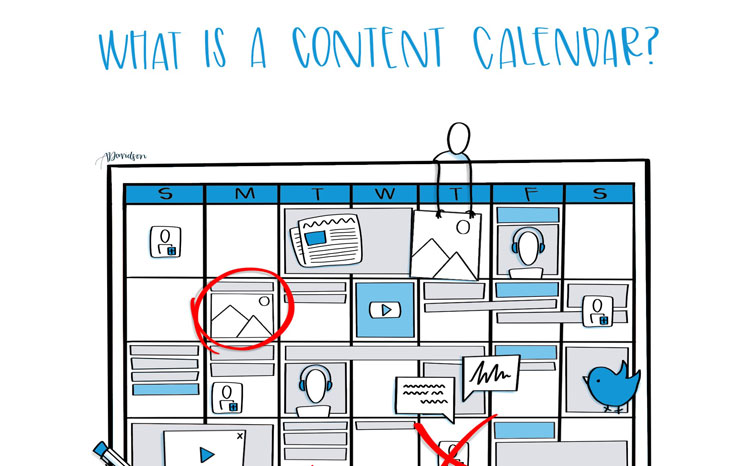 Content Calendar Featured