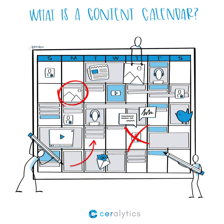 What is a Content Calendar?