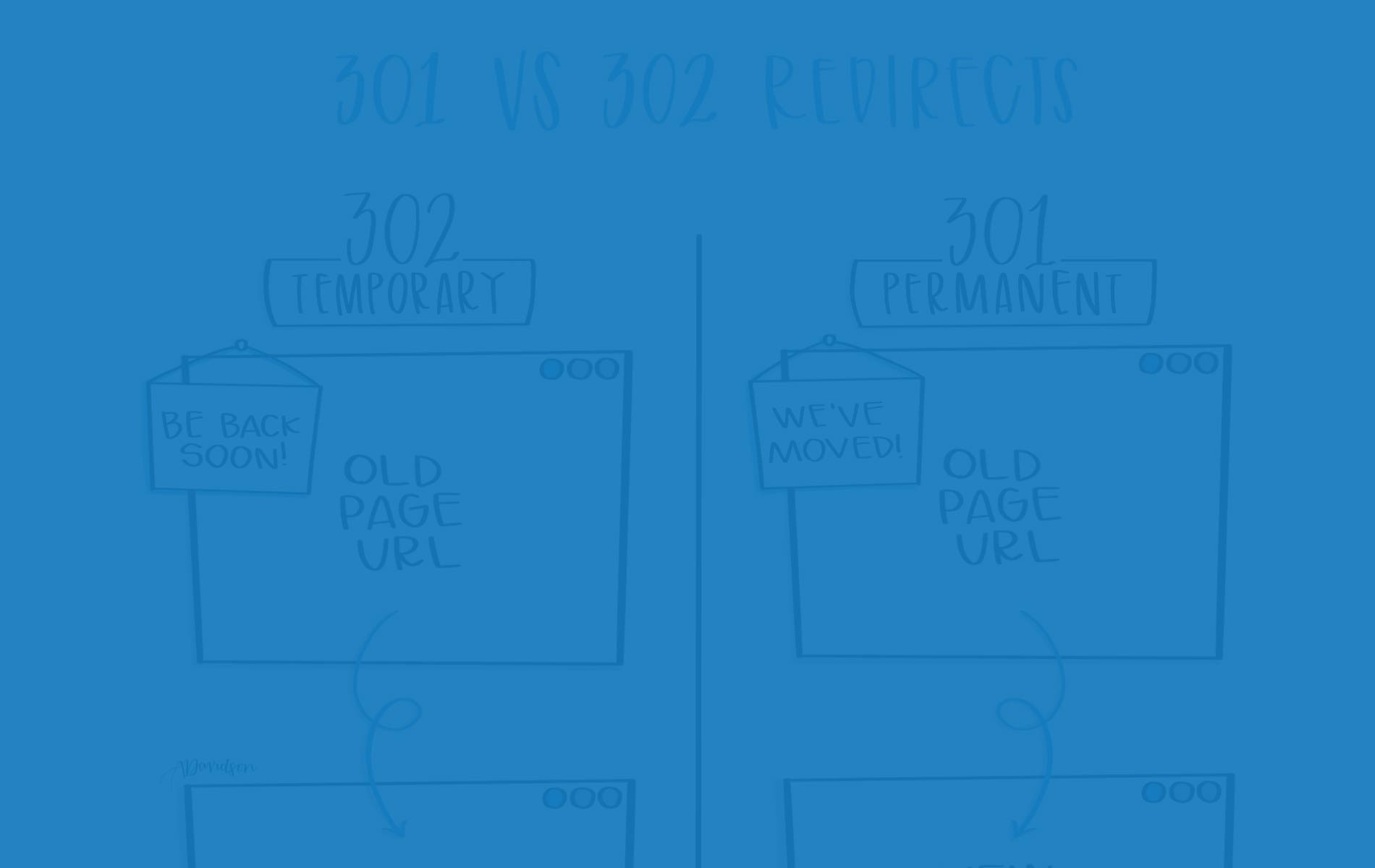 301 vs. 302 Redirects: How to NOT Mess Up Your SEO