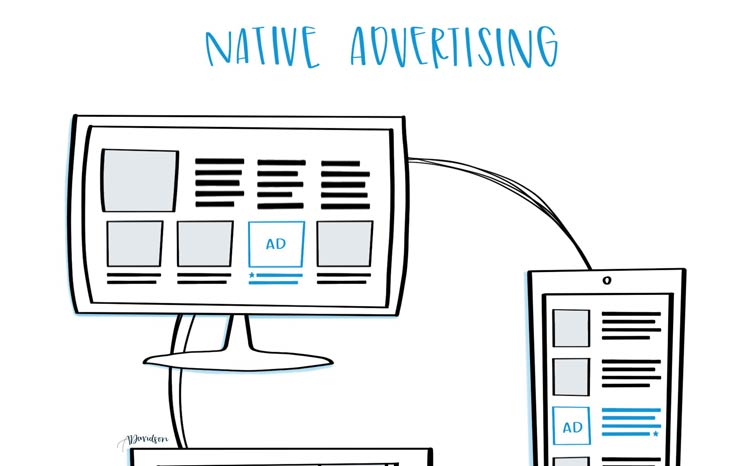 Native Advertising Featured Image
